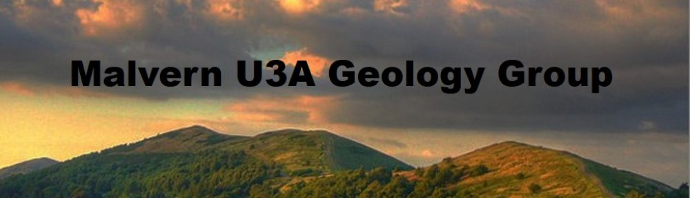 Malvern U3A Geology Website